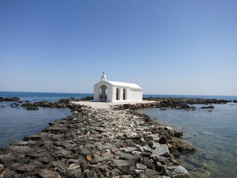 Eglise St Nicolas à Georgioupolis