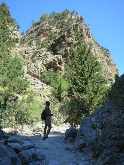 Gorges de Samaria
