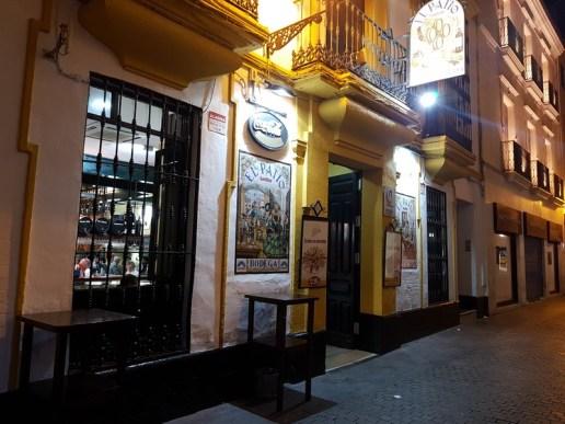 El Patio San Eloy - Seville