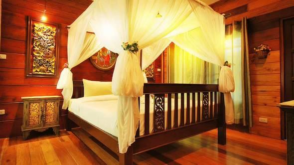 thai thai sukhothai guesthouse chambre