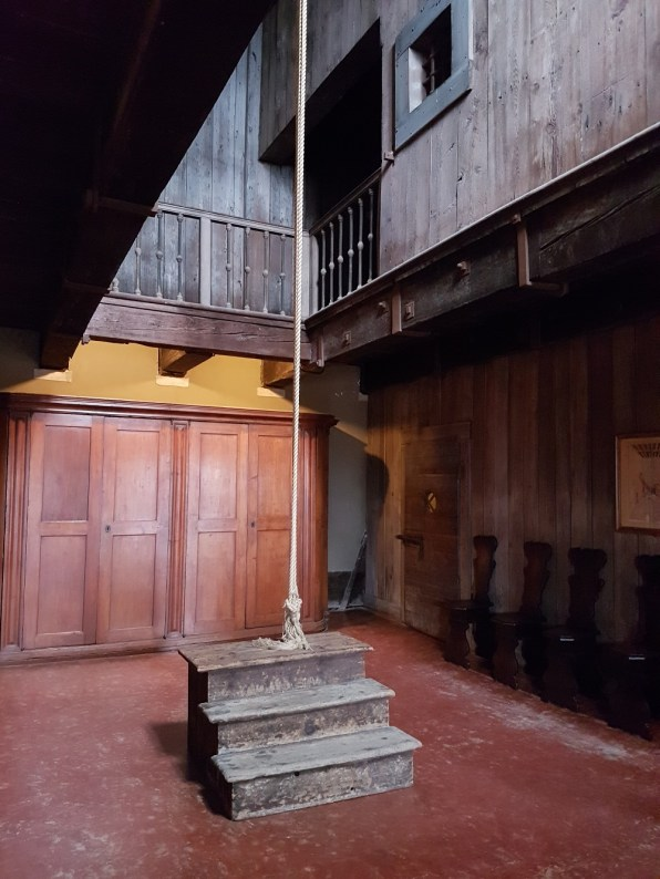 salle des tortures - Palais des Doges - Venise - Itinéraires secrets