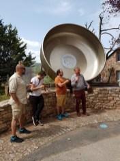 Le plus grand tassou du monde se trouve à Bruéjouls