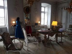 Salon Louis XIV - Château du Plessis-Bourré