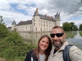 Les Amoureux du Monde au château du Plessis-Bourré