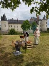Une scène de vie quotidienne au XVIIIème siècle au château du Plessis-Bourré