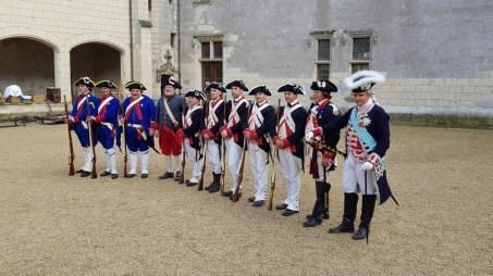 costumes du 18ème siècle - Château du Plessis-Bourré au siècle des Lumières