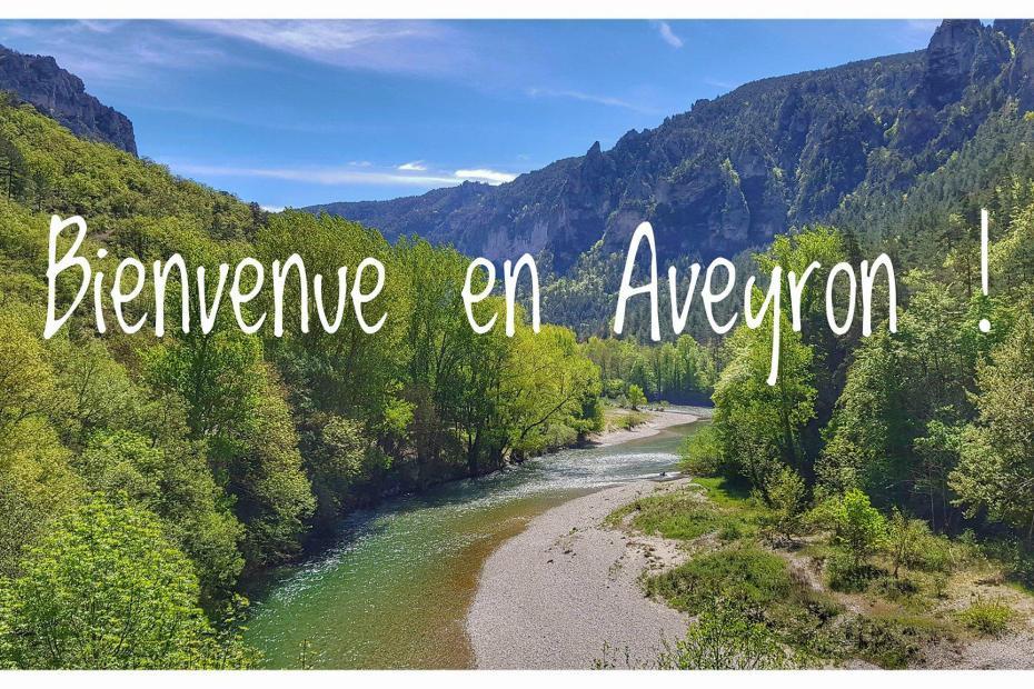 Bienvenue en Aveyron