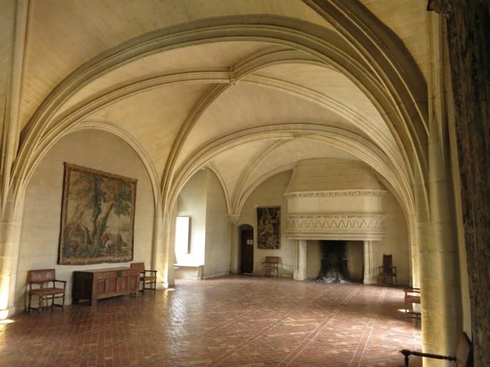 Salle du Parlement - Château du Plessis-Bourré