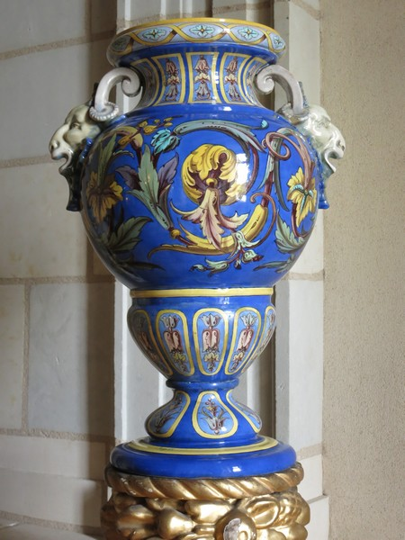 Objet décoratif - Château du Plessis-Bourré