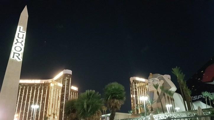 Hôtel le Luxor - Las Vegas