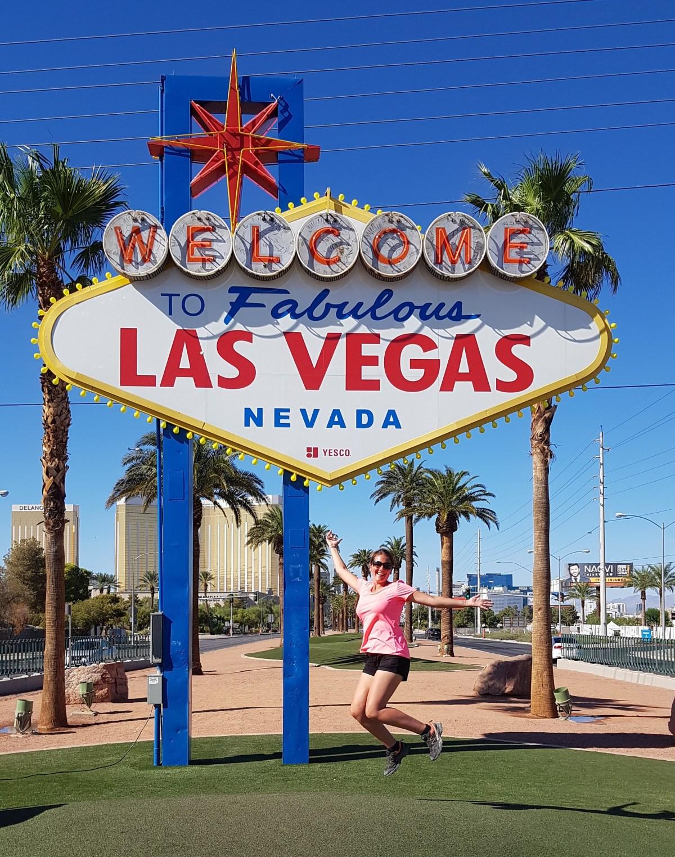 Avoir sa photo devant le panneau Welcome to fabulous Las Vegas