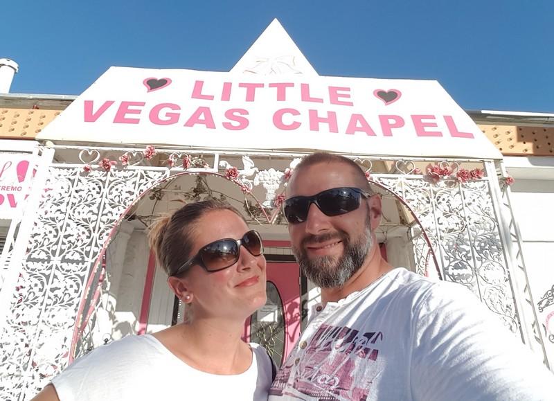 Se marier à Las Vegas