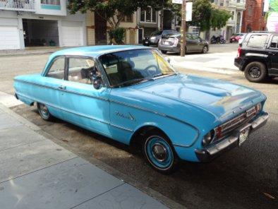 Dans les rues du quartier de Mission District - San Francisco
