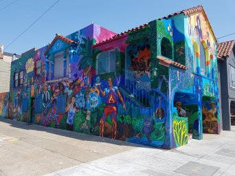 Mission District - San Francisco