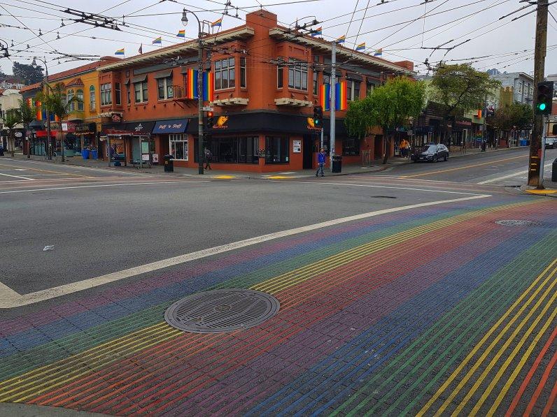 quartier de Castro - San Francisco