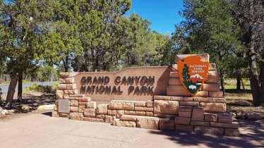 Entrée du Grand Canyon