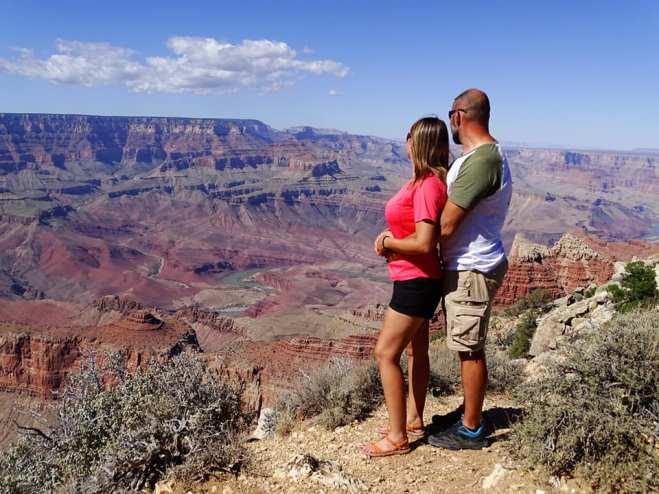 Grand Canyon - Les Amoureux du Monde