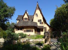 Spadena House (Maison de la sorcière) - Beverly Hills