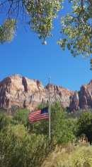 Un 11 septembre à Zion National Park