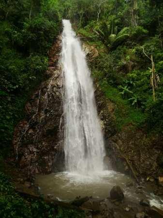 Khun Korn Waterfall - Chiang rai