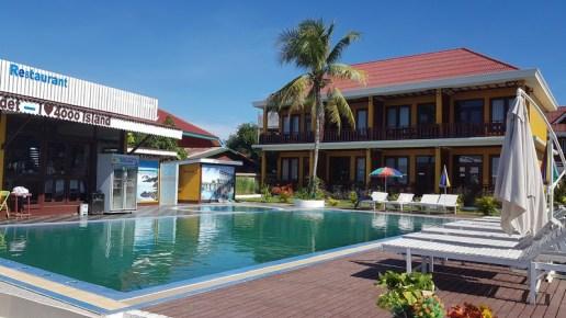 Hébergement à Don Det - 4000 îles