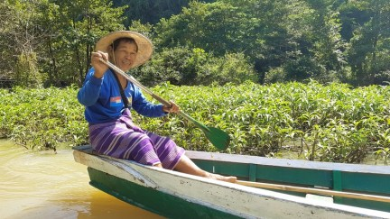 Hpa An -Birmanie
