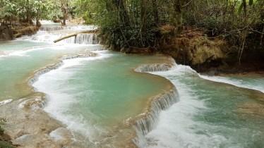 cascades de Kuang Si - Luang Prabang - Laos