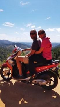 Dalat en scooter - Vietnam