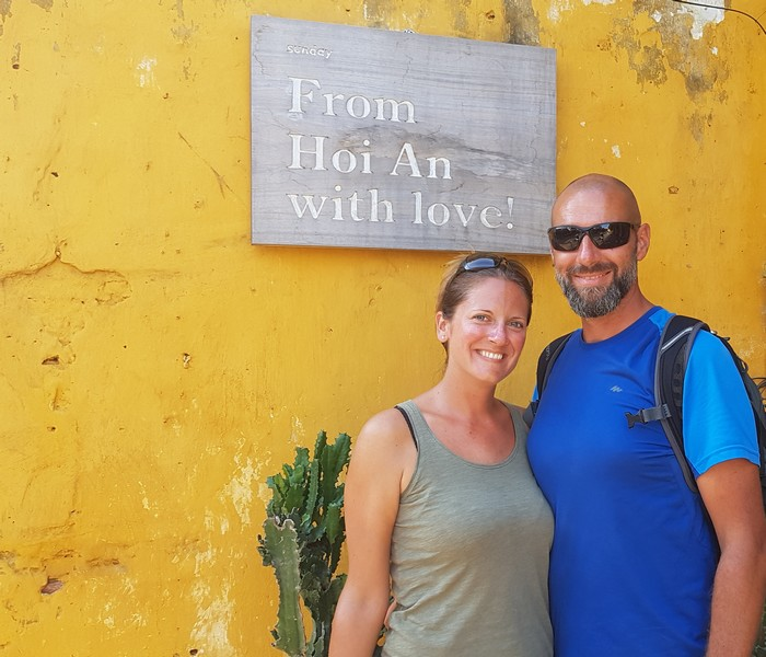 From Hoi An with love
