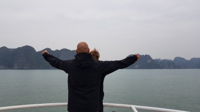 croisière sur la Baie d'Halong et Lan Ha - village flottant de pêcheurs