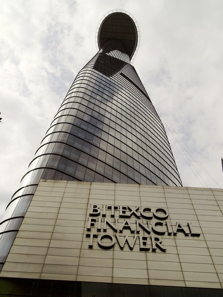 Bitexco Finacial Tower - Ho Chi Minh
