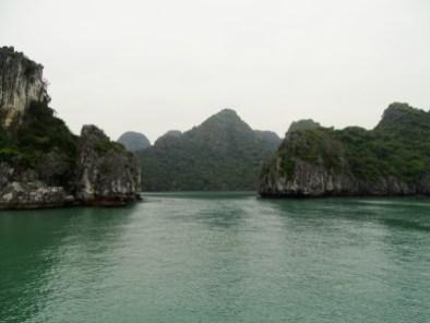 croisière sur la Baie d'Halong et Lan Ha