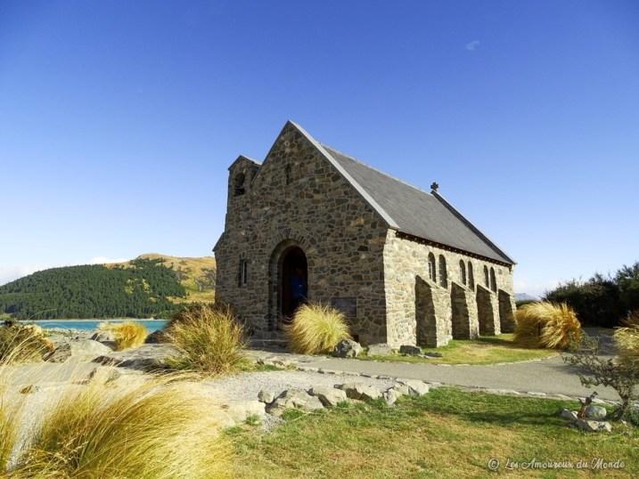 Church of the Good Shepherd Nouvelle-Zélande