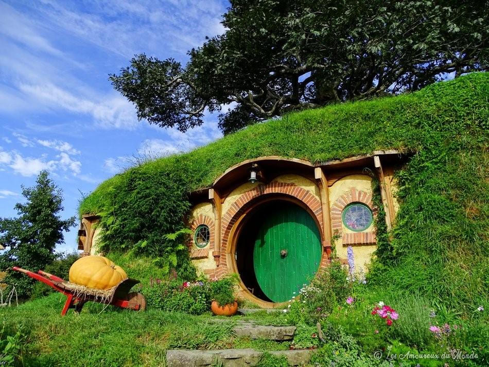 Hobbiton Nouvelle-Zélande
