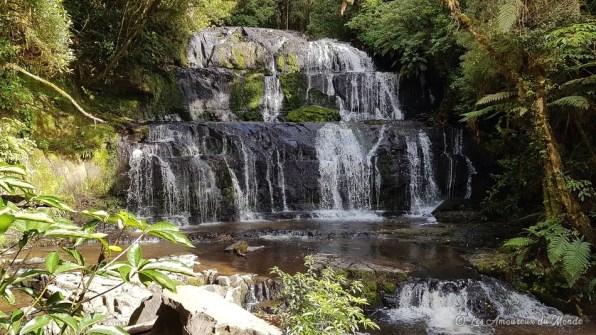 Purakauni falls Nouvelle-Zélande
