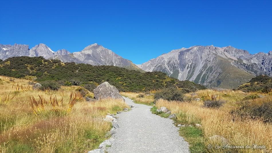 Tasman Valley Nouvelle-Zélande