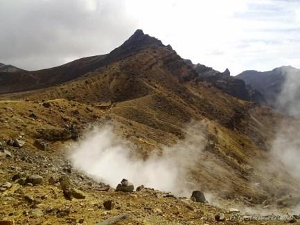 Tongariro Alpine Crossing Nouvelle-Zélande