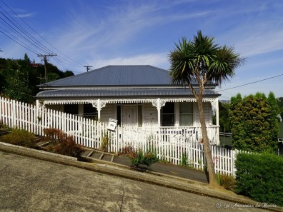 Dunedin rue la plus pentue au monde Nouvelle-Zélande