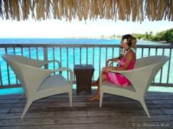 bungalow sur pilotis Maitai Bora Bora