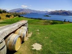 vignes de Rippon Vineyard Nouvelle-Zélande