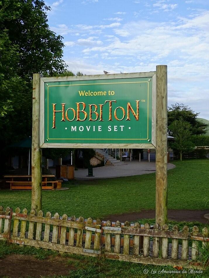 Bienvenue à Hobbiton Nouvelle-Zélande