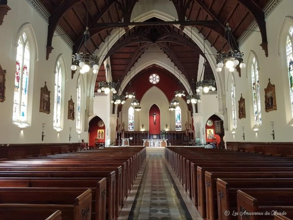 Cathédrale Saint Patrick - Auckland