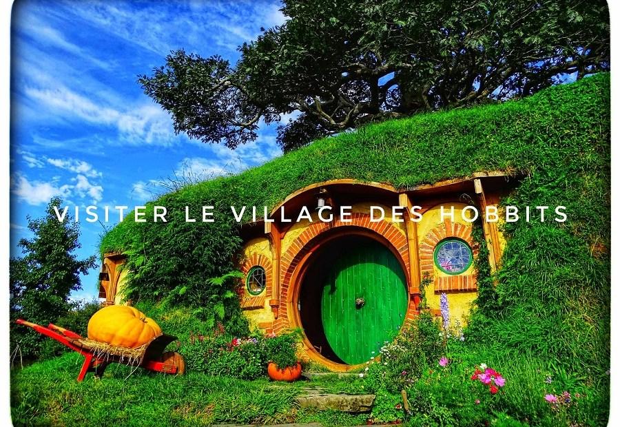 visiter le village des hobbits en Nouvelle-Zélande