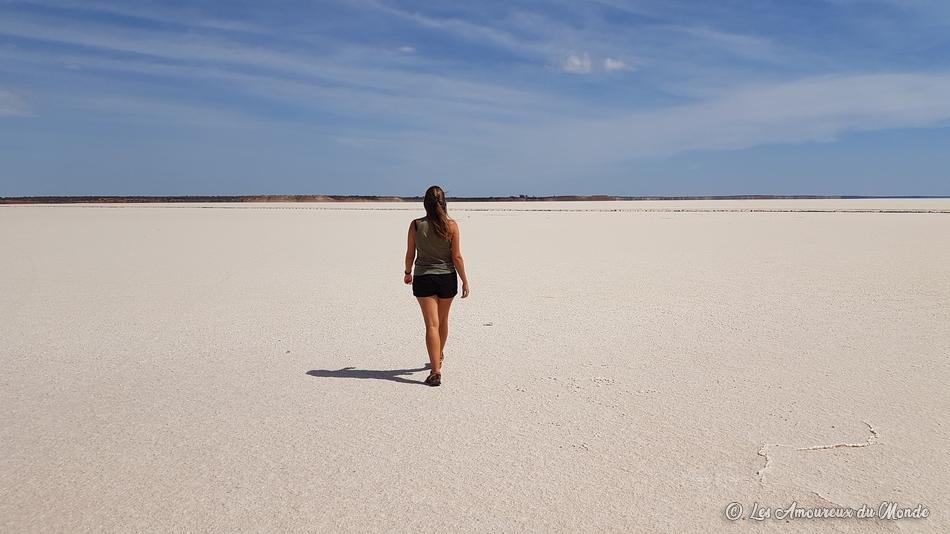 Lake Hart - Australie
