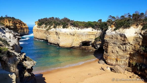 loch ard gorge - Great ocean road - Australie