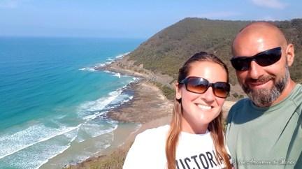Lorne Teddy's Lookout - Great Ocean Road - Australie