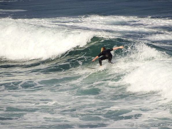 Surfeurs Bells beach - Great Ocean Road