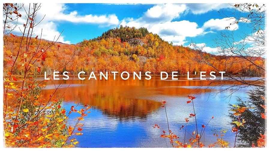 Visiter les Cantons de l'est lors de l'automne canadien