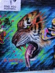 Hosier Lane - street art - Melbourne