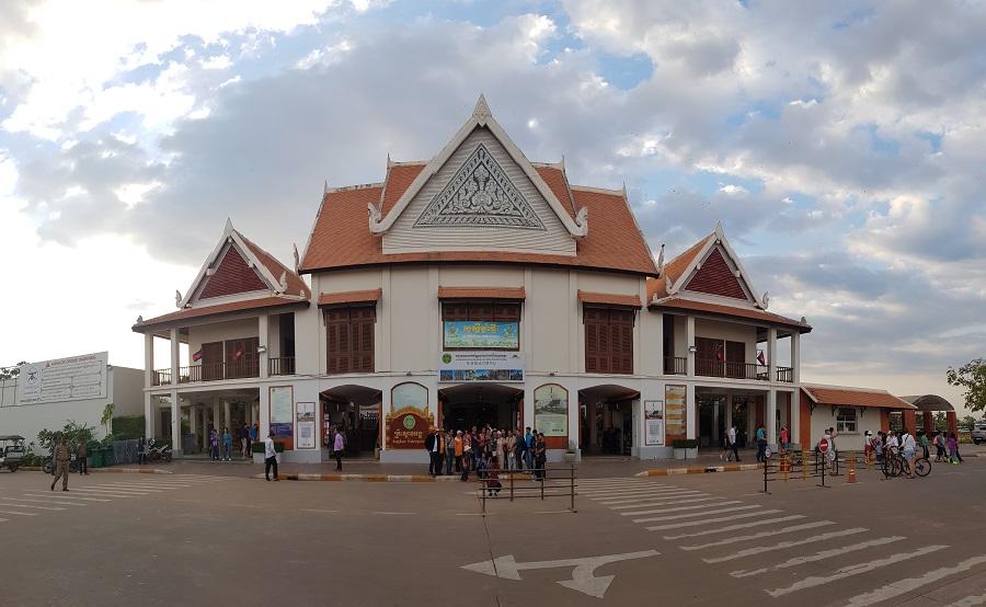 Angkor Ticket Center à Siem Reap - Cambodge